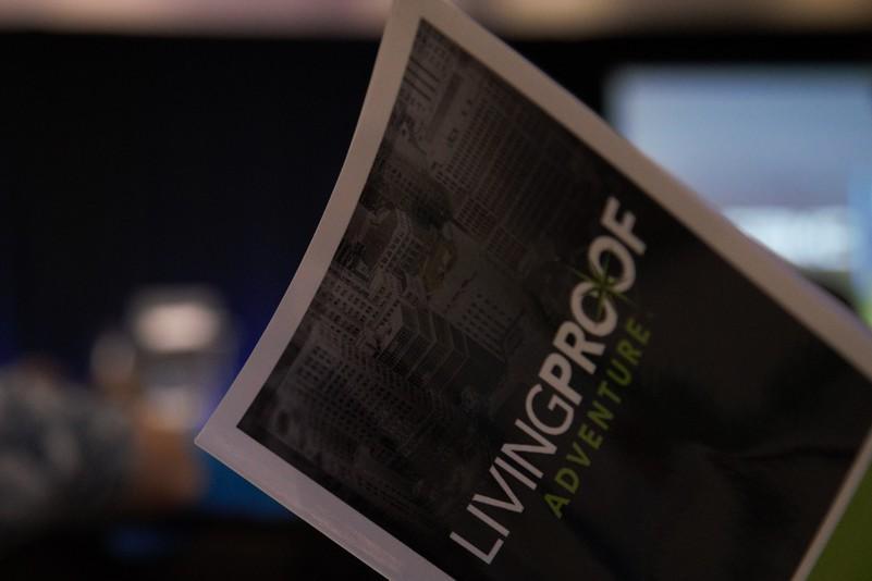 front of an LPA participant booklet